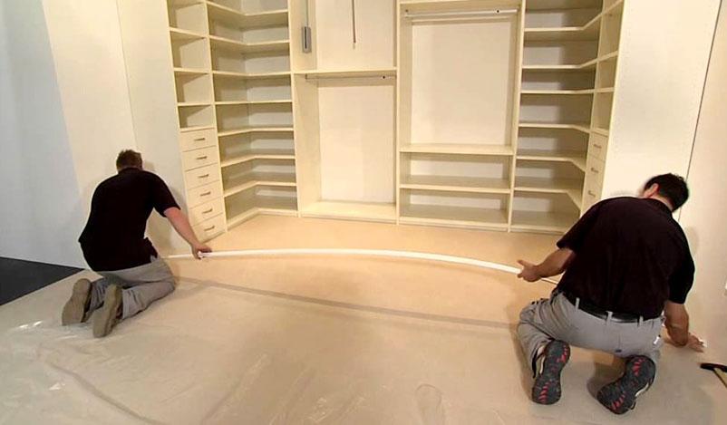 custom closet builder