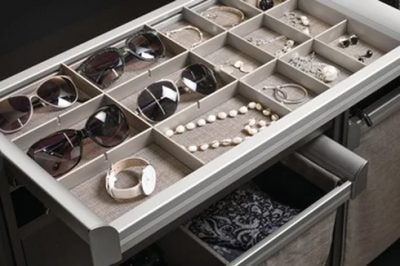 JEWELRY ORGANIZER SHELF