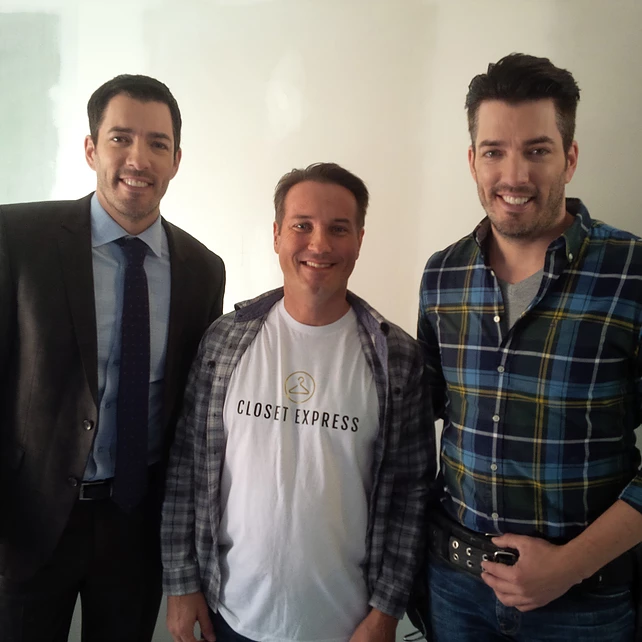 Closet Express to be Featured in Season 4 of Property Brothers: Buying + Selling