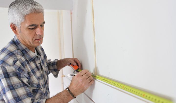 Closet builder